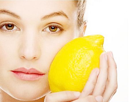 krim sari buah lemon untuk jerawat